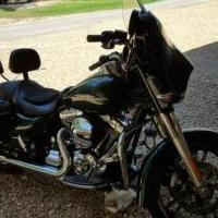 2015 Harley Davidson FLHXS Street for sale in Flint TX by Garage Sale Showcase member astros2019, posted 11/29/2019