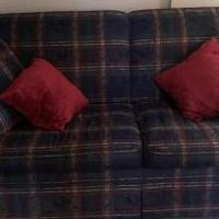Lazyboy Queen Hideabed Couch for sale in Blissfield MI by Garage Sale Showcase member TheDelbert, posted 12/10/2019