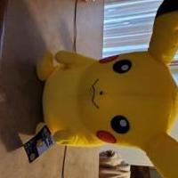 Pokemon pikachu for sale in Corryton TN by Garage Sale Showcase member Wisewit222, posted 11/29/2019