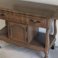 Sideboard/buffet for sale in Gurnee IL by Garage Sale Showcase member schleff@comcast.net, posted 09/09/2019