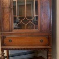 Antique China Cabinet for sale in Cobleskill NY by Garage Sale Showcase member Z7CH6465, posted 11/22/2019