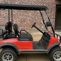 Golf Cart for sale in Carrollton TX by Garage Sale Showcase member kcdoyle007, posted 01/17/2020