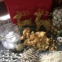 Christmas Decorations for sale in Newport NC by Garage Sale Showcase member wsmann, posted 09/30/2019