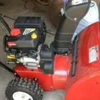 "24"" CRAFTSMAN SNOW THROWER for sale in Madison WI by Garage Sale Showcase member harlem11, posted 10/25/2019"