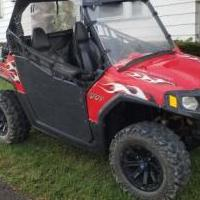 2012 Polaris RZR 800 for sale in Clarion County PA by Garage Sale Showcase member Containerhauler, posted 09/17/2019