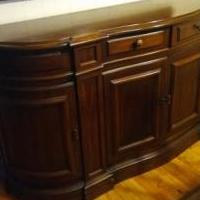 Antique Drexel credenza (solid wood) for sale in Naples FL by Garage Sale Showcase member florespcfix, posted 10/24/2019