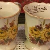 Vintage Crackerbarrel cups for sale in Madisonville TN by Garage Sale Showcase member Tammi, posted 12/14/2019