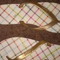 Flipflops for sale in Overland Park KS by Garage Sale Showcase member ks22225ks122519, posted 03/11/2020