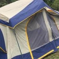 Camping Tent for sale in Highland County VA by Garage Sale Showcase member Garry Matheny, posted 09/21/2019