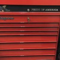 Tool Box-Snap On for sale in Pinehurst NC by Garage Sale Showcase member WalterH, posted 12/28/2019