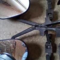 RV extension mirrors for sale in Effingham IL by Garage Sale Showcase member ram01l, posted 01/04/2020