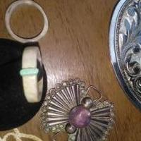 Antler rings . custom fit and style. for sale in Hitchcock County NE by Garage Sale Showcase member Mtemoke, posted 08/21/2019