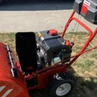 Troy snow blower for sale in Blackfoot ID by Garage Sale Showcase member Dmorse68, posted 09/02/2019