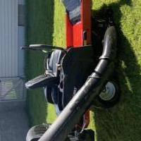 "Zero Turn Troy Built Mustang 42"" mower for sale in Blackfoot ID by Garage Sale Showcase member Dmorse68, posted 09/02/2019"