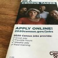 Jobs, 20-30 hours part time, flexible hours for sale in Potter County SD by Garage Sale Showcase member 2020census, posted 08/30/2019