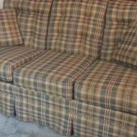 Couch and chair for sale in Bloomsburg PA by Garage Sale Showcase member Jbankes, posted 09/07/2019