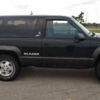 1994 Chevy Blazer for sale in Tonawanda NY by Garage Sale Showcase member KDHodil, posted 09/28/2019