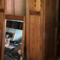 Armoire for sale in Stillwater NY by Garage Sale Showcase member shuster, posted 11/25/2019