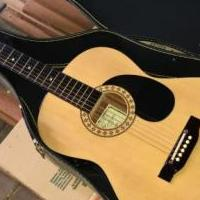 Acoustic Guitar for sale in Stillwater NY by Garage Sale Showcase member shuster, posted 11/25/2019