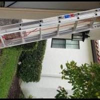 Extention Ladder 20' for sale in Naples FL by Garage Sale Showcase member Rambo567, posted 10/18/2019