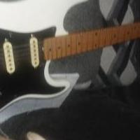 Harmony electric guitar for sale in Seymour IN by Garage Sale Showcase member Dillon@1128, posted 11/11/2019