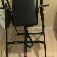Life Gear Inversion Table for sale in Conyers GA by Garage Sale Showcase member Looksbylinda, posted 12/23/2019