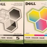 Dell Printer Ink for sale in Clark NJ by Garage Sale Showcase member RSJ171717, posted 01/12/2020