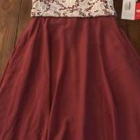 Girls formal dress for sale in Alma MI by Garage Sale Showcase member CaseyK, posted 10/01/2019