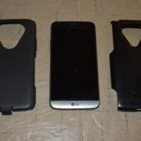 LG 5 32GB Smartphone with Otter Case/Unlocked for sale in Newport TN by Garage Sale Showcase member sbarnes, posted 11/20/2019