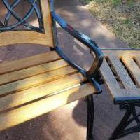 Garden benches for sale in Port Richey FL by Garage Sale Showcase member neldeek85@gmail.com, posted 12/20/2019
