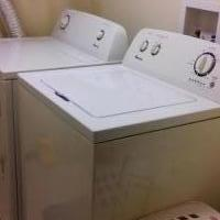 Washer & Dryer for sale in Chillicothe OH by Garage Sale Showcase member 4maggie, posted 10/16/2019