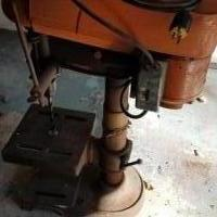 Delta Drill press for sale in Urbana OH by Garage Sale Showcase member Tambo43078, posted 10/24/2019