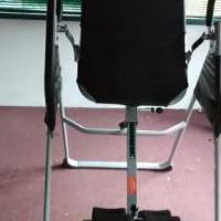 Inversion Table for sale in Pocahontas County WV by Garage Sale Showcase member JUSTJUDY65, posted 10/03/2019