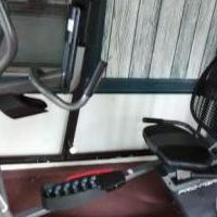 Pro Form Hybrid Trainer..Recumbent Bike/Elliptical for sale in Pocahontas County WV by Garage Sale Showcase member JUSTJUDY65, posted 10/03/2019