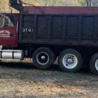 Dump Truck for sale in Woodbury TN by Garage Sale Showcase member love1947, posted 11/16/2019