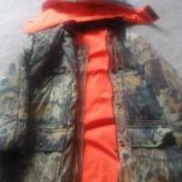 Hunting  coat for sale in Warren PA by Garage Sale Showcase member browns0070, posted 09/04/2019