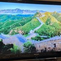 "Samsung 46"" HDTV for sale in San Antonio TX by Garage Sale Showcase member Augie03, posted 12/14/2019"