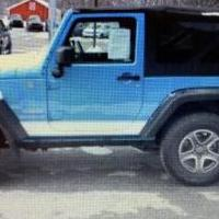 2010 Jeep Wrangler Sport for sale in Liberty PA by Garage Sale Showcase member Stacey L, posted 01/14/2020