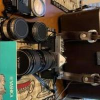 35mm Camera (Yashica TL electro-X) for sale in Ellicott City MD by Garage Sale Showcase member navydavy, posted 01/17/2020