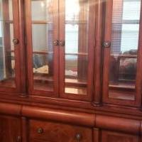 China Hutch for sale in La Plata MD by Garage Sale Showcase member isabelashlyn, posted 09/20/2019
