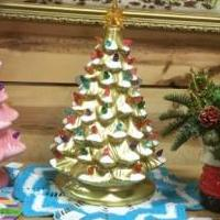 Ceramic Christmas Trees for sale in Johnston City IL by Garage Sale Showcase member Razndaz2@gmail.com, posted 11/14/2019