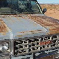 1978 GMC long bed 1/2 ton truck for sale in Window Rock AZ by Garage Sale Showcase member Jerry1984, posted 12/03/2019
