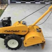 Cub Cadet Garden Tiller for sale in Gainesville GA by Garage Sale Showcase member juanitopatterson1951, posted 10/12/2019