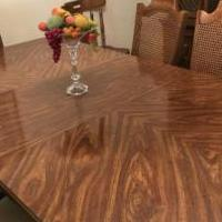 Dining room furniture for sale in Southern Pines NC by Garage Sale Showcase member Sbean74Hrock, posted 11/11/2019