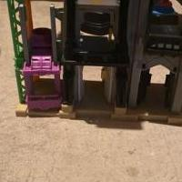 Imaginext joker house for sale in Franklin Lakes NJ by Garage Sale Showcase member Valmollo82, posted 12/13/2019