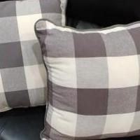 Buffalo Creek Pillows (4) for sale in Tyler TX by Garage Sale Showcase member bmac8293, posted 01/25/2020