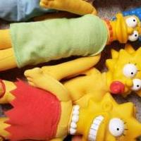 Simpson dolls for sale in Grant County WV by Garage Sale Showcase member Lisakay,71, posted 11/08/2019