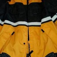 JOE ROCKET BALLISTIC CYCLE JACKET for sale in Lubbock TX by Garage Sale Showcase member Russell16, posted 11/08/2019