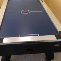 Berner Billiards Air Hockey Table for sale in Fort Wayne IN by Garage Sale Showcase member Kristi4kids, posted 11/19/2019