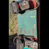 K2 Fat Bob Snow Board for sale in Northfield MN by Garage Sale Showcase member Knight_Hawk, posted 11/24/2019